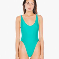 American Apparel has a geat basic version, available in a variety of colors and a few prints.