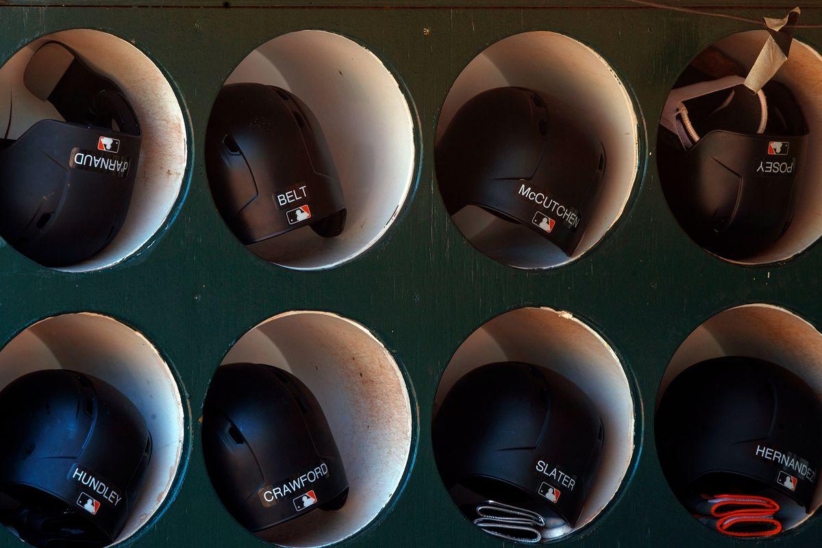 San Francisco Giants v Oakland Athletics