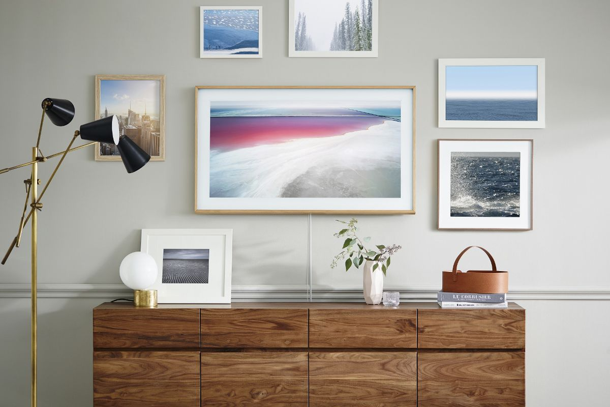 Samsung\'s Frame TV is going to be an actual product available this ...