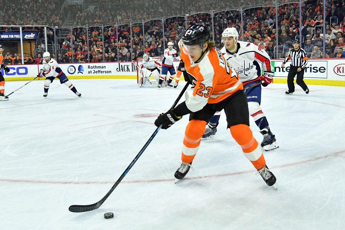 86bf0b74 Capitals 5, Flyers 2: 10 things we learned in a costly loss in a ...