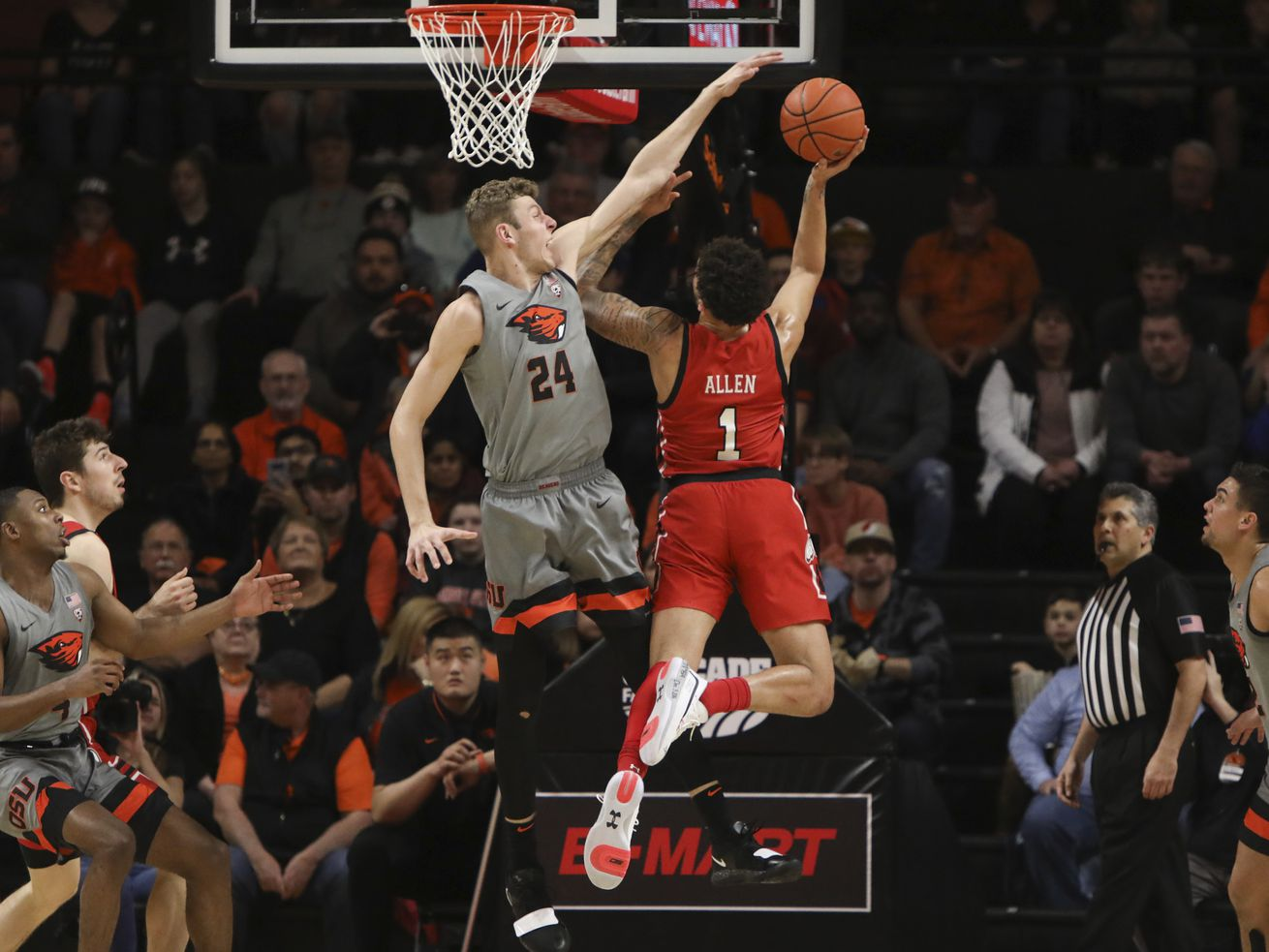 Utes' last chance for resume-building win comes Sunday against No. 17 Oregon
