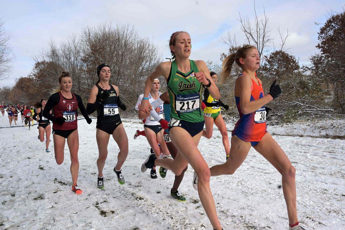 Cross Country: NCAA Championships