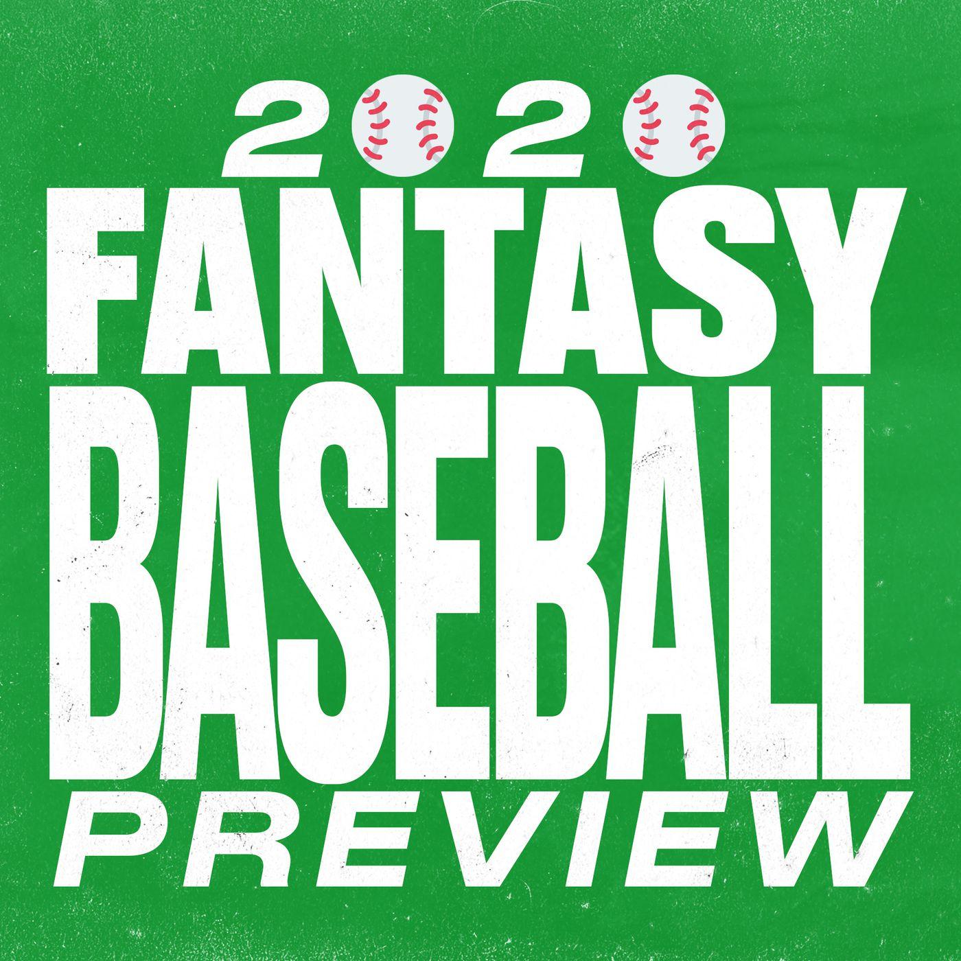2020 Fantasy Baseball Mock Draft Fake Teams