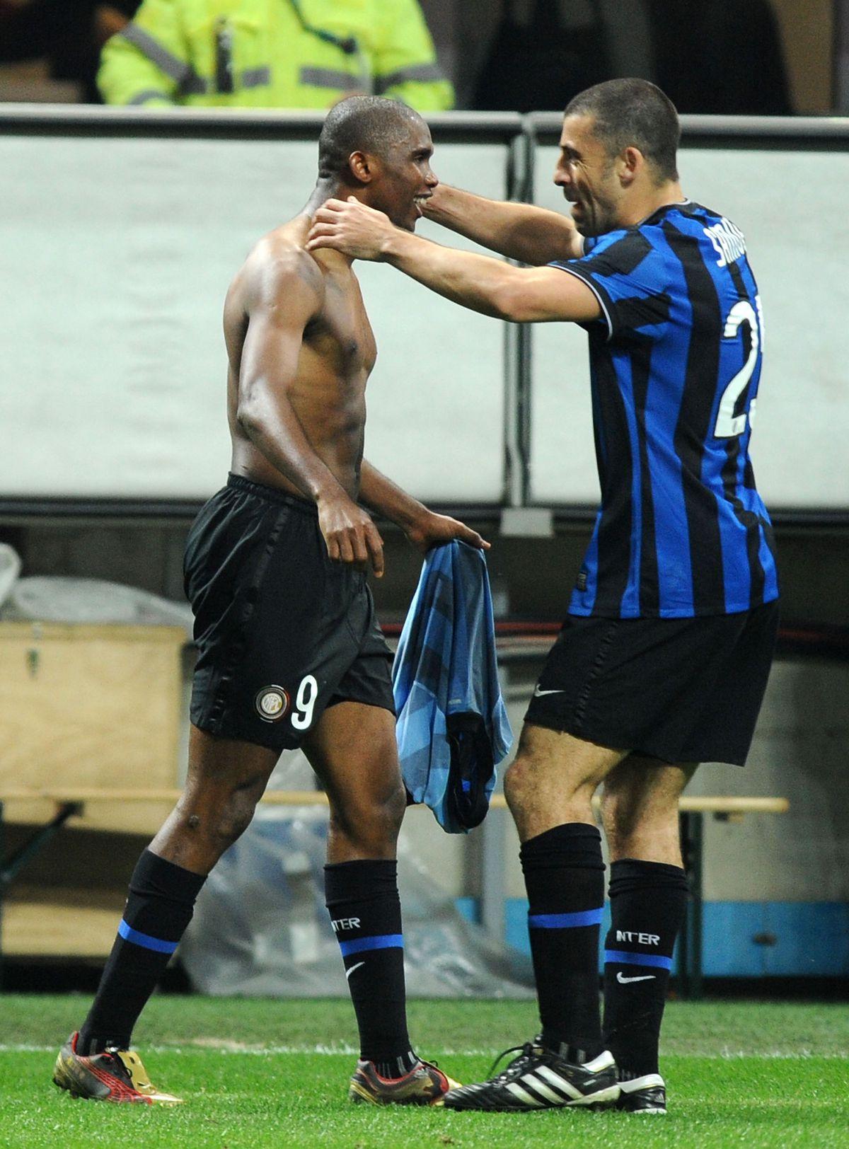 FC Internazionale Milano v Juventus FC - Serie A