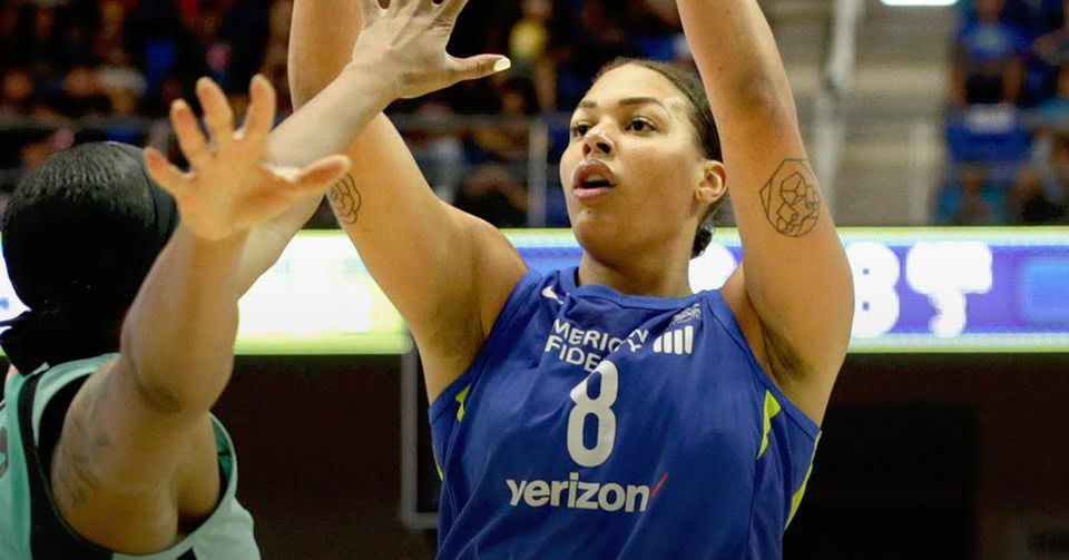 Cambage, Diggins-Smith sound off about WNBA inequities