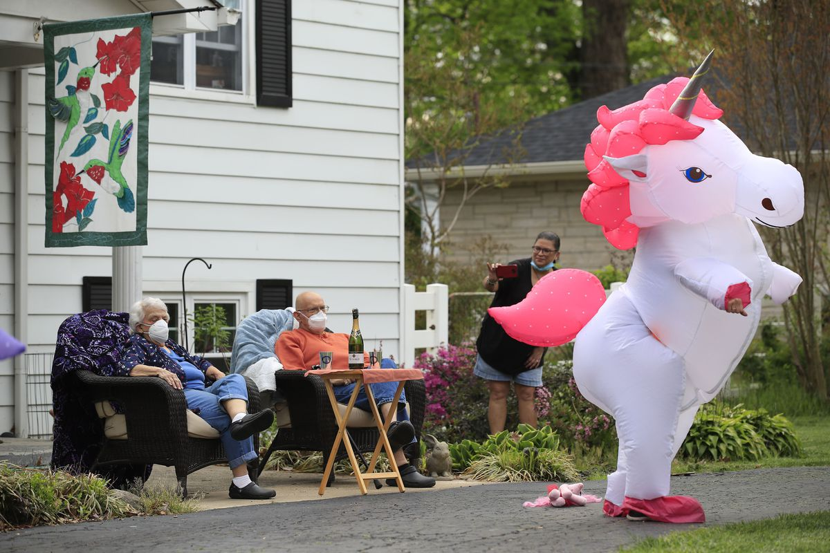 Turners Smile Circus Perform For Residents Throughout Louisville