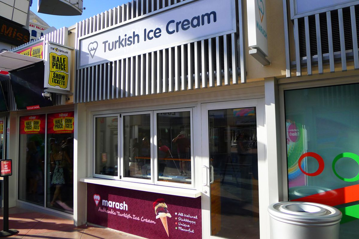 Marash Authentic Turkish Ice Cream