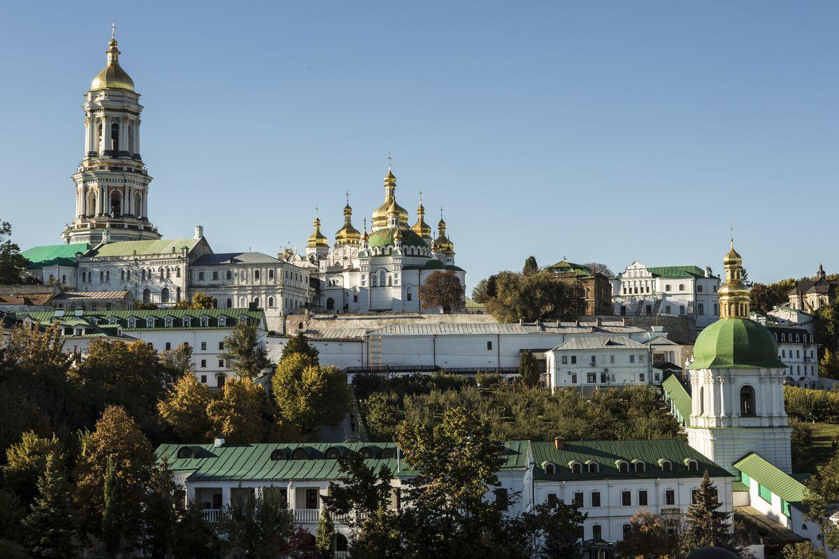 Ukraine Splits From Russian Orthodox Church