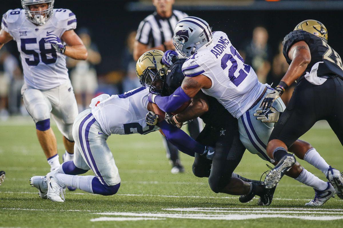COLLEGE FOOTBALL: SEP 16 Kansas State at Vanderbilt