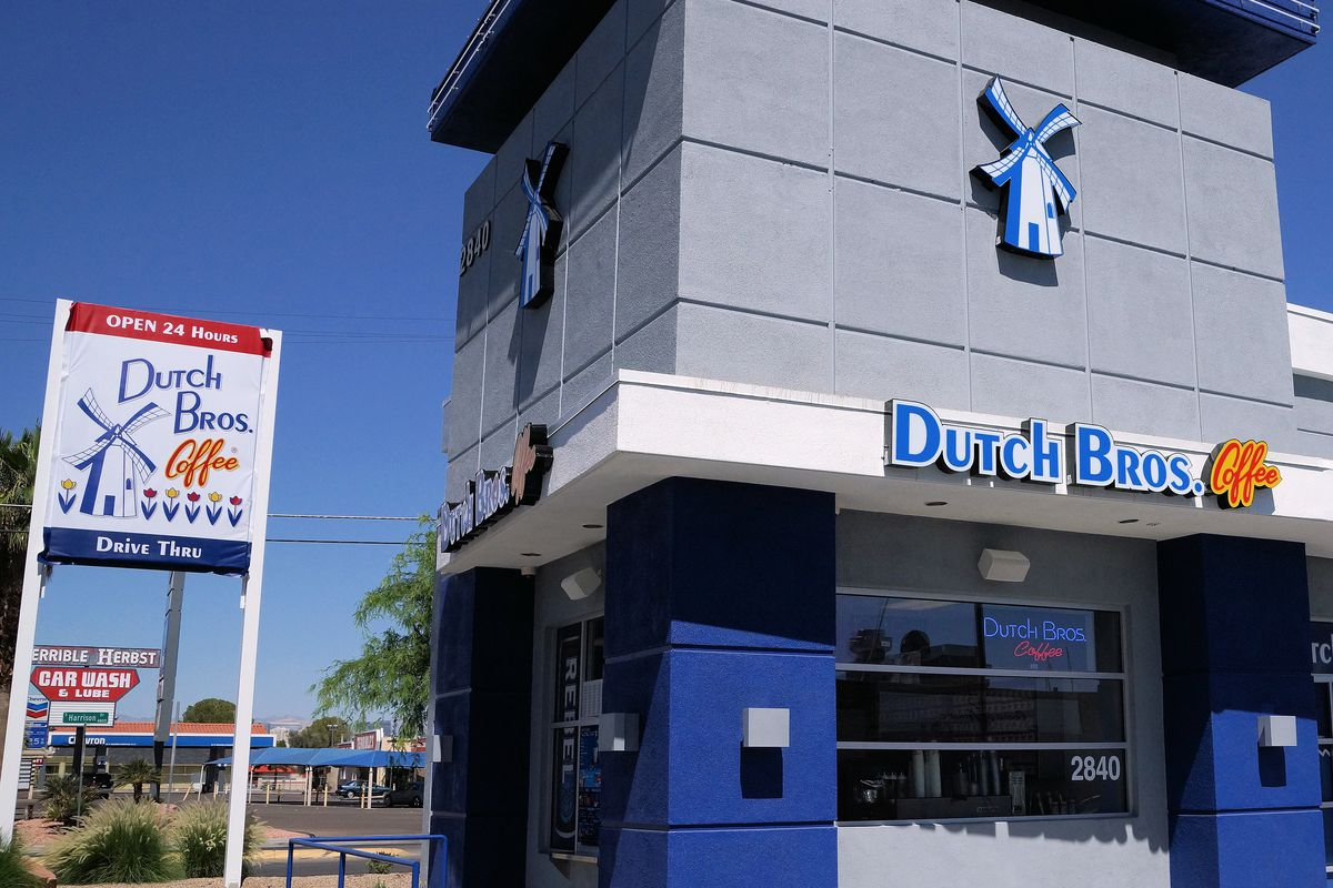 The Dutch Bros. Arrive with Coffee in Las Vegas - Eater Vegas