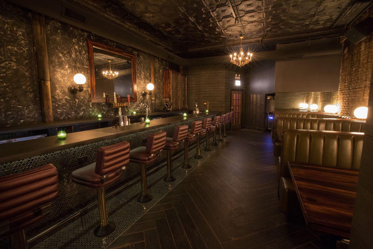 Inside deadbolt preserving dive bar history while for Bar dive