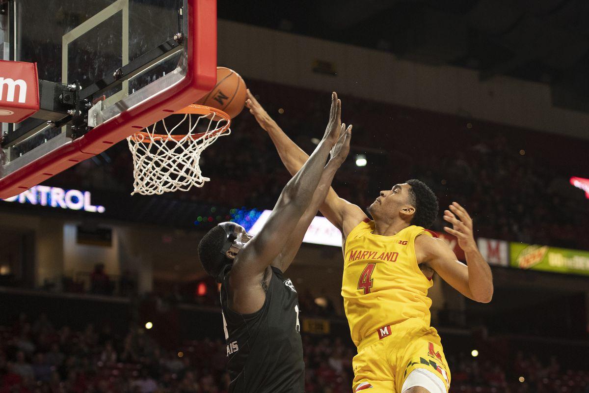NCAA Basketball: Oakland at Maryland