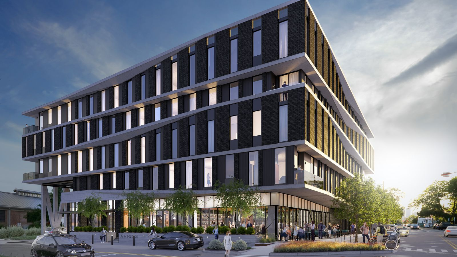 Take a look at the new boutique hotel coming to east for East design hotel
