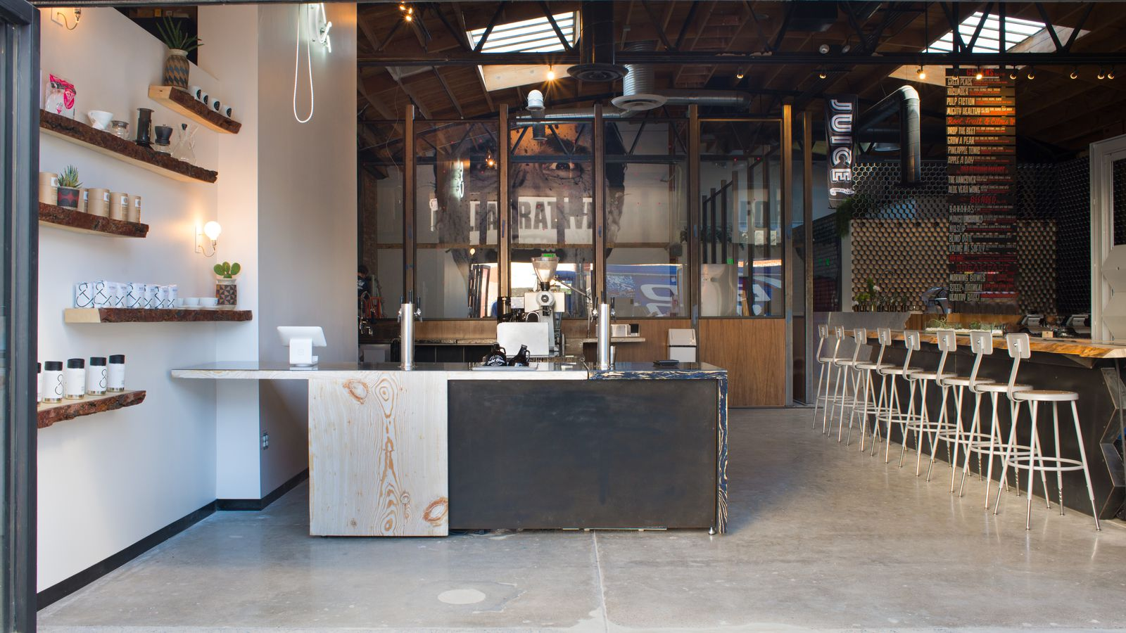 Coffee & Tea Collective Now Fueling Up the East Village - Eater San Diego