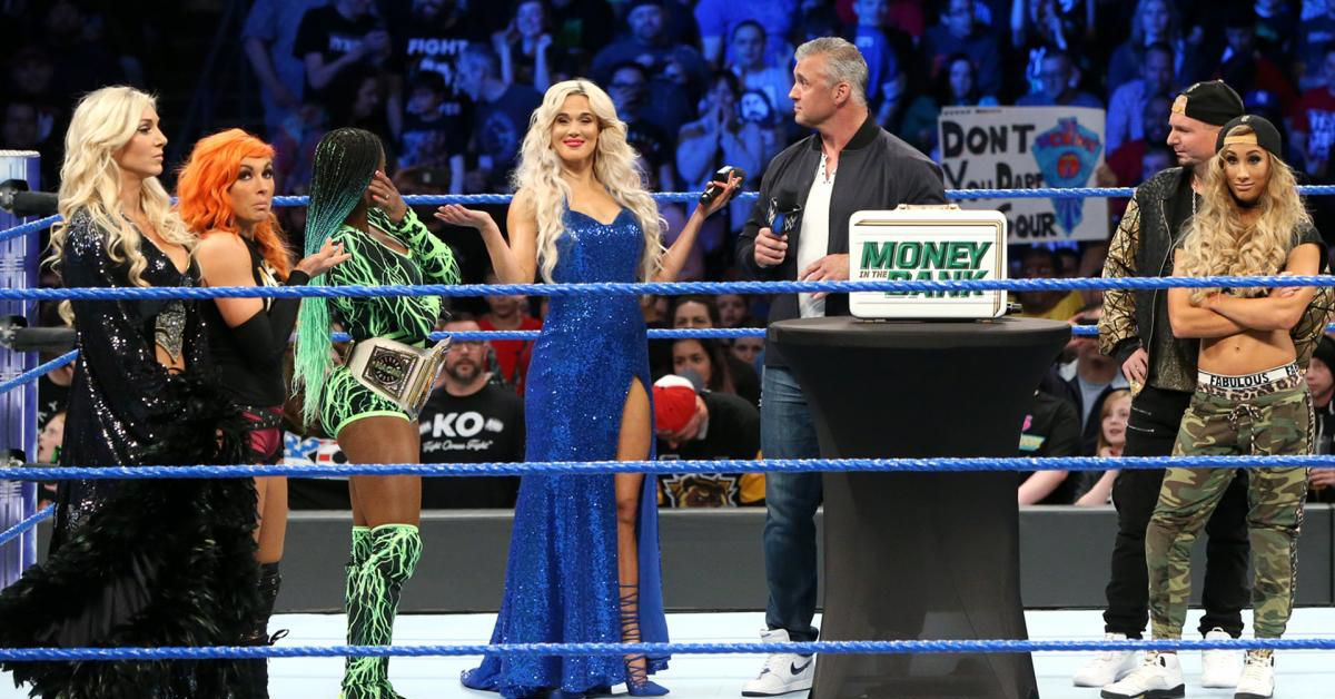 Star Of Recent Wwe Womens Scene Booked For Smackdown 1000 -3803