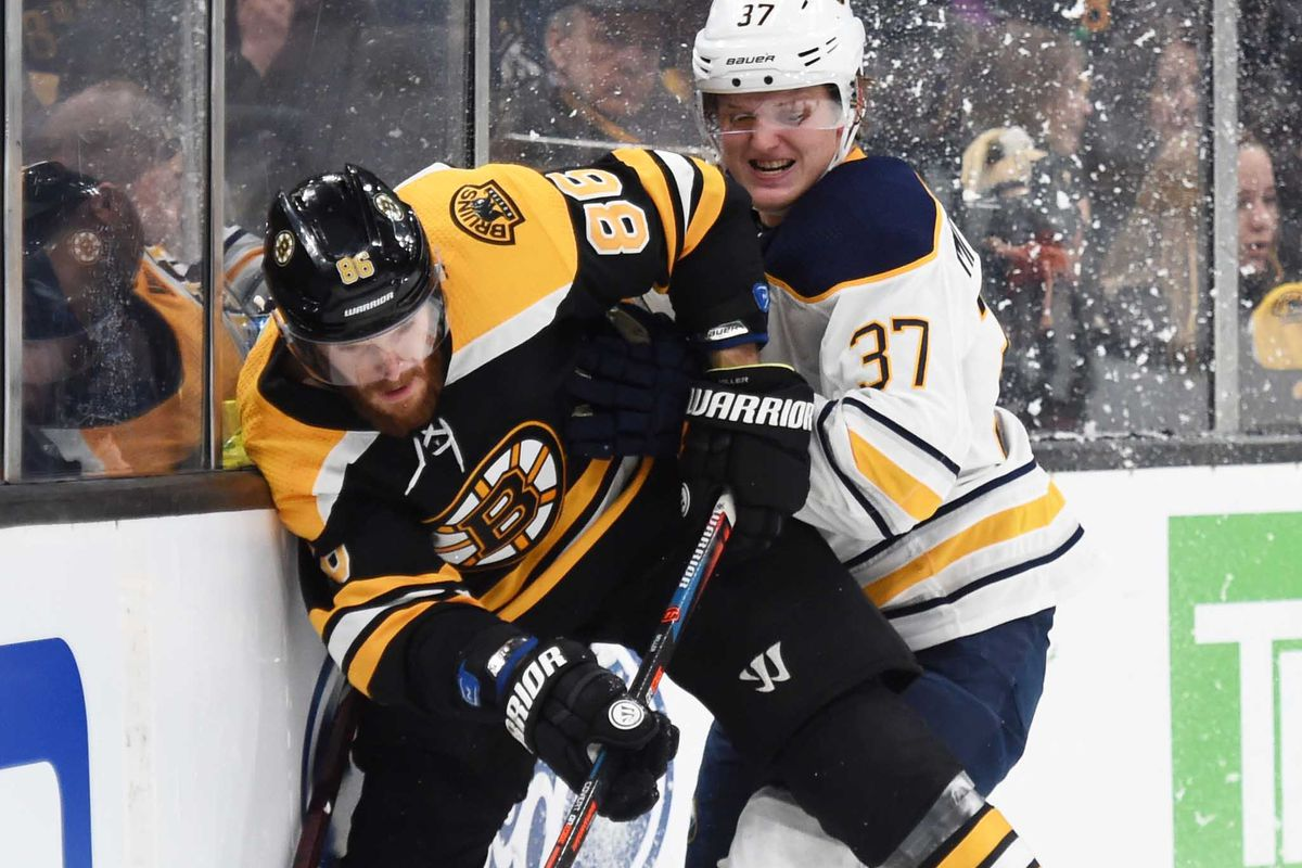 Preview: Buffalo Sabres head to Boston to battle Bruins