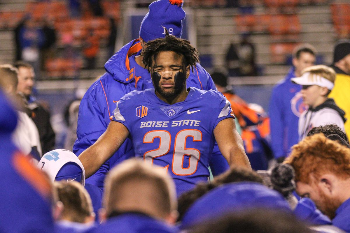 the latest e3f88 233e8 Wake Up, Bronco Nation: PFF on Rypien's performance; Bowl ...