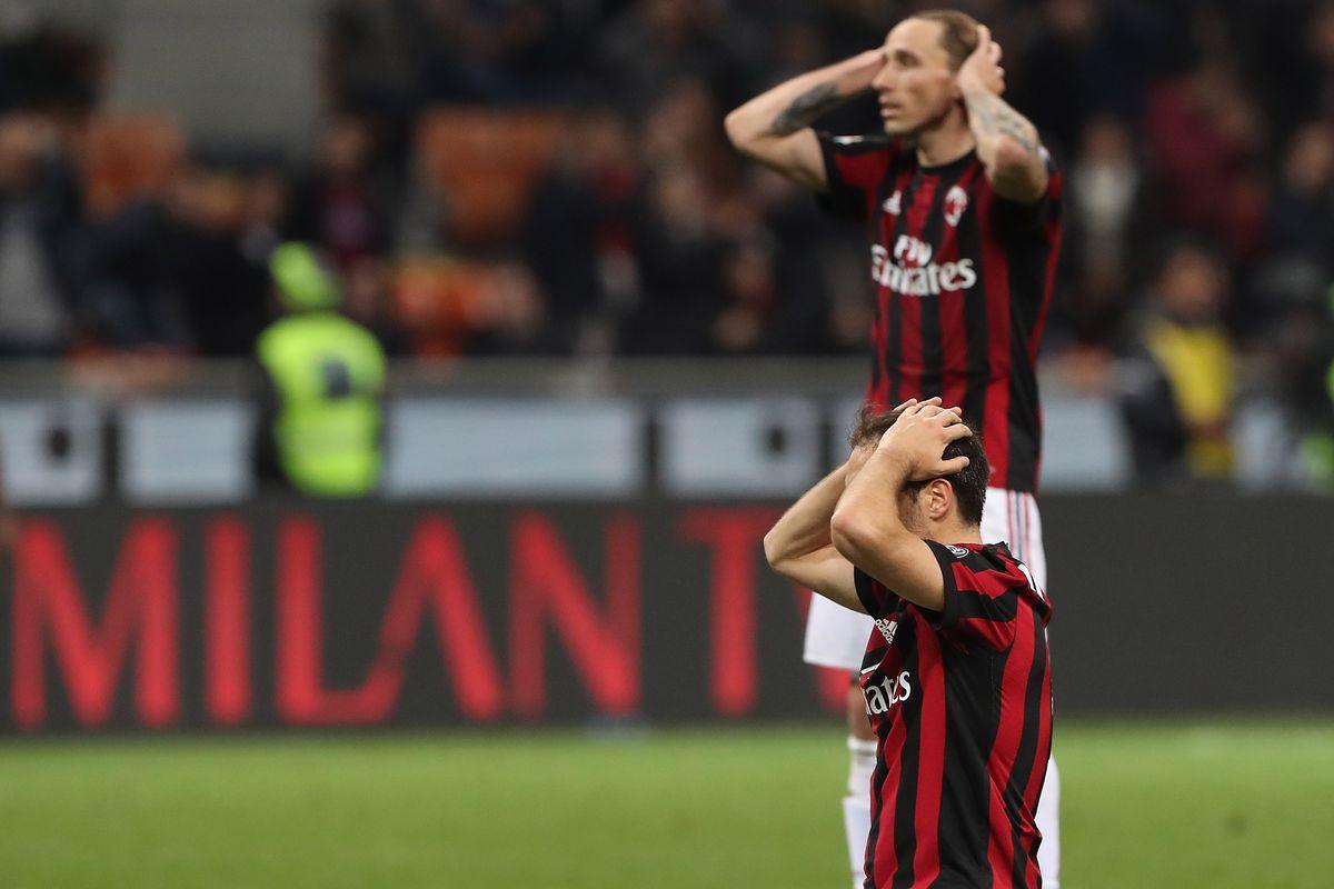 AC Milan v US Sassuolo - Serie A