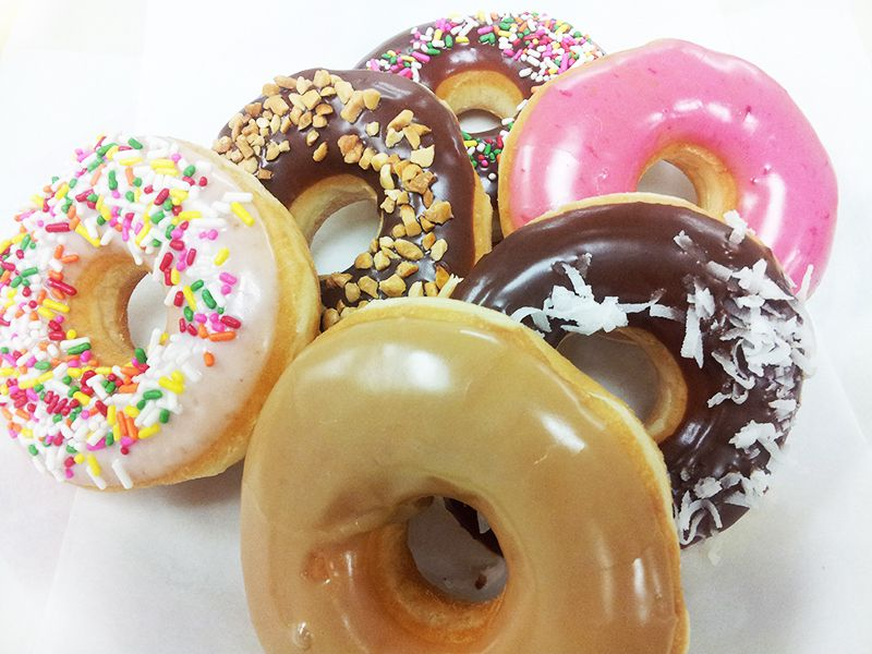 Treats from Texas Doughnuts
