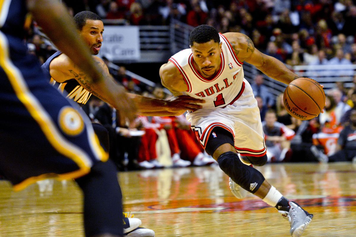 ef10fc596c43 Chicago Bulls preseason  Pacers make it a fight