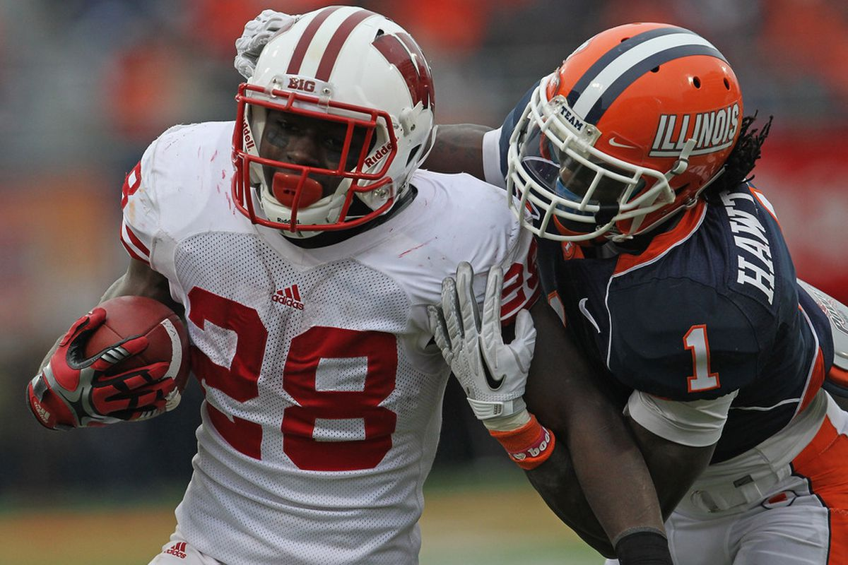 The last time Wisconsin went to Illinois, the Badgers needed 224 yards and three touchdowns from Montee Ball to win.