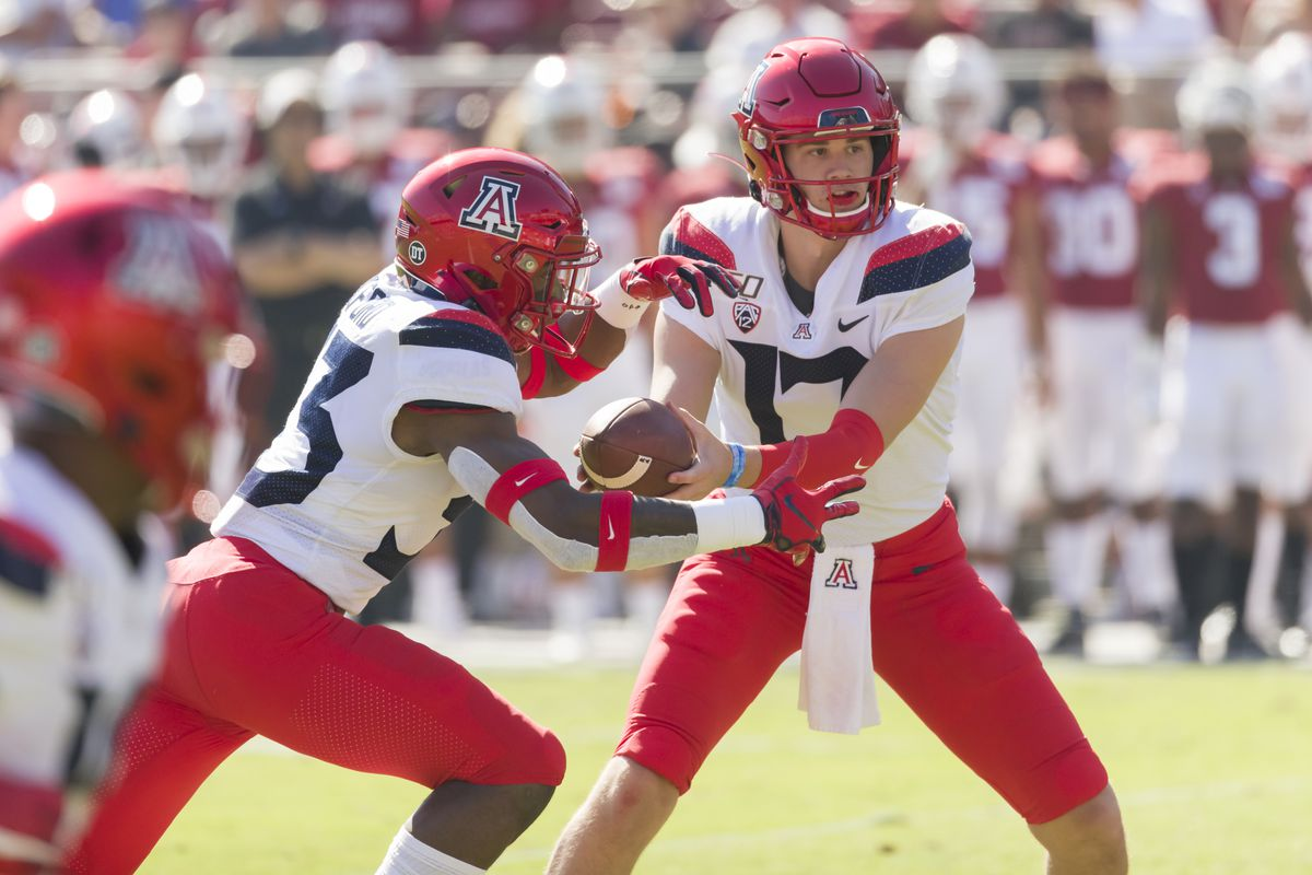 6 Arizona wildcats pac 12 college team