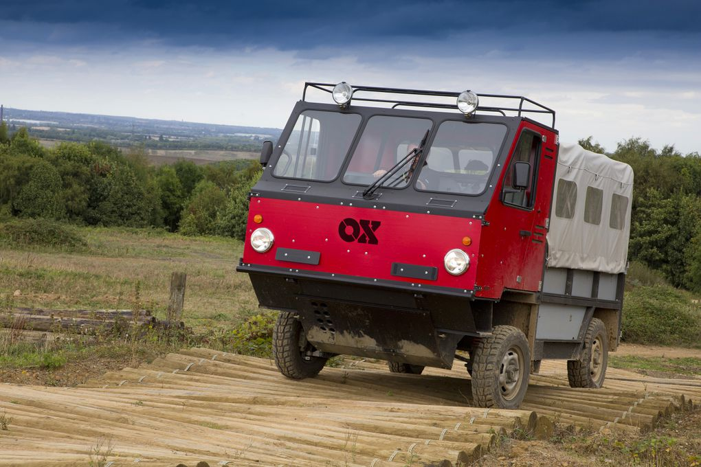 Meet the world\'s first vehicle that can be packed up and shipped ...