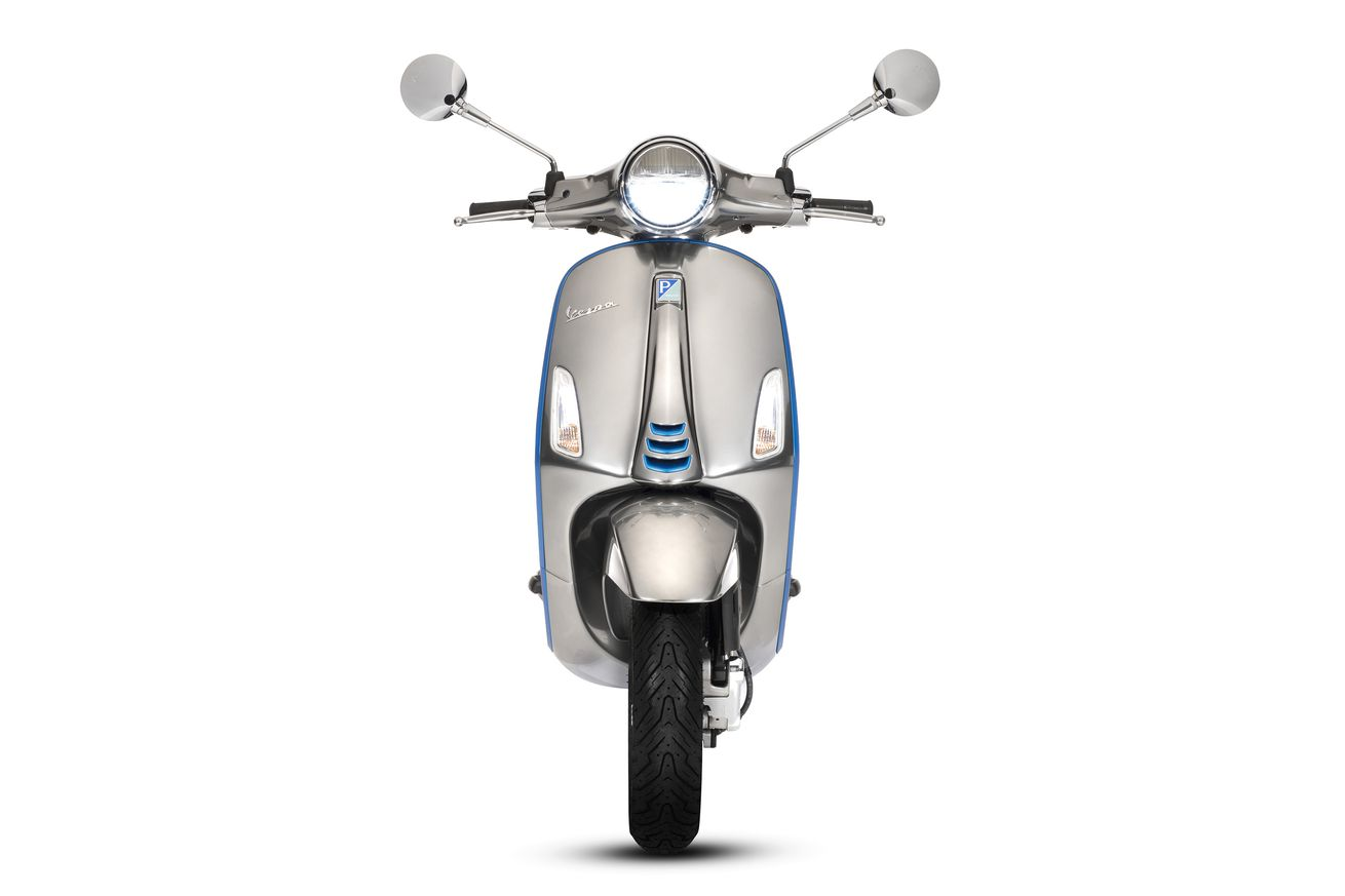 the first electric vespa costs more than 7 000