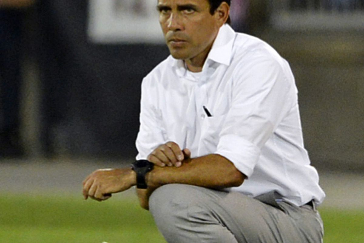 Rapids head coach Oscar Pareja is edging toward the hot seat with 7 losses in his last 8 matches.