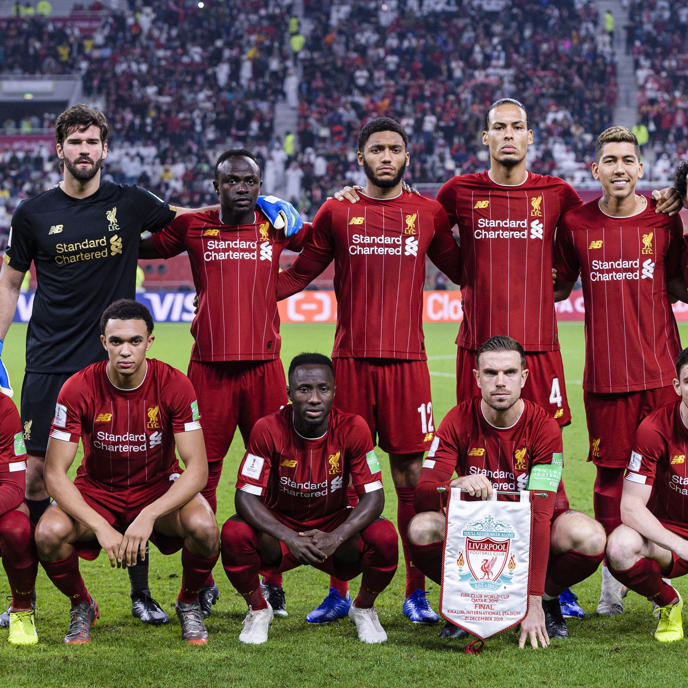 Liverpool Players Dominate Uefa Team Of The Year The Liverpool Offside