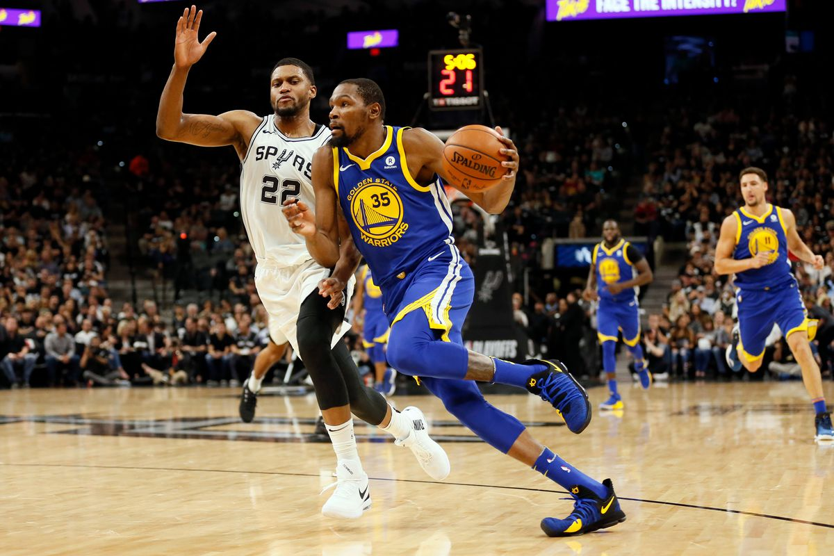 2222472ec74 Warriors vs. Spurs  Golden State takes 3-0 series lead over San ...