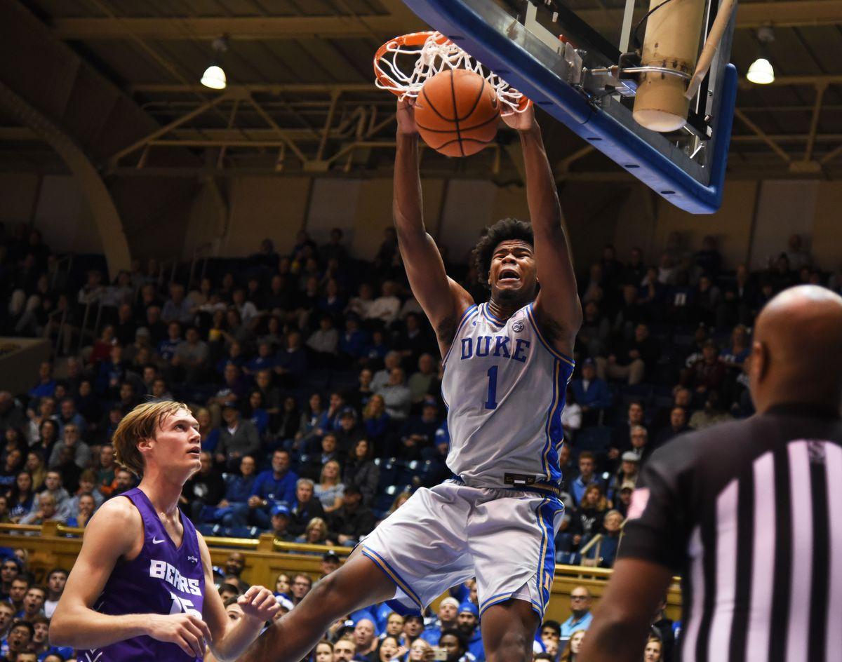 NCAA Basketball: Central Arkansas at Duke