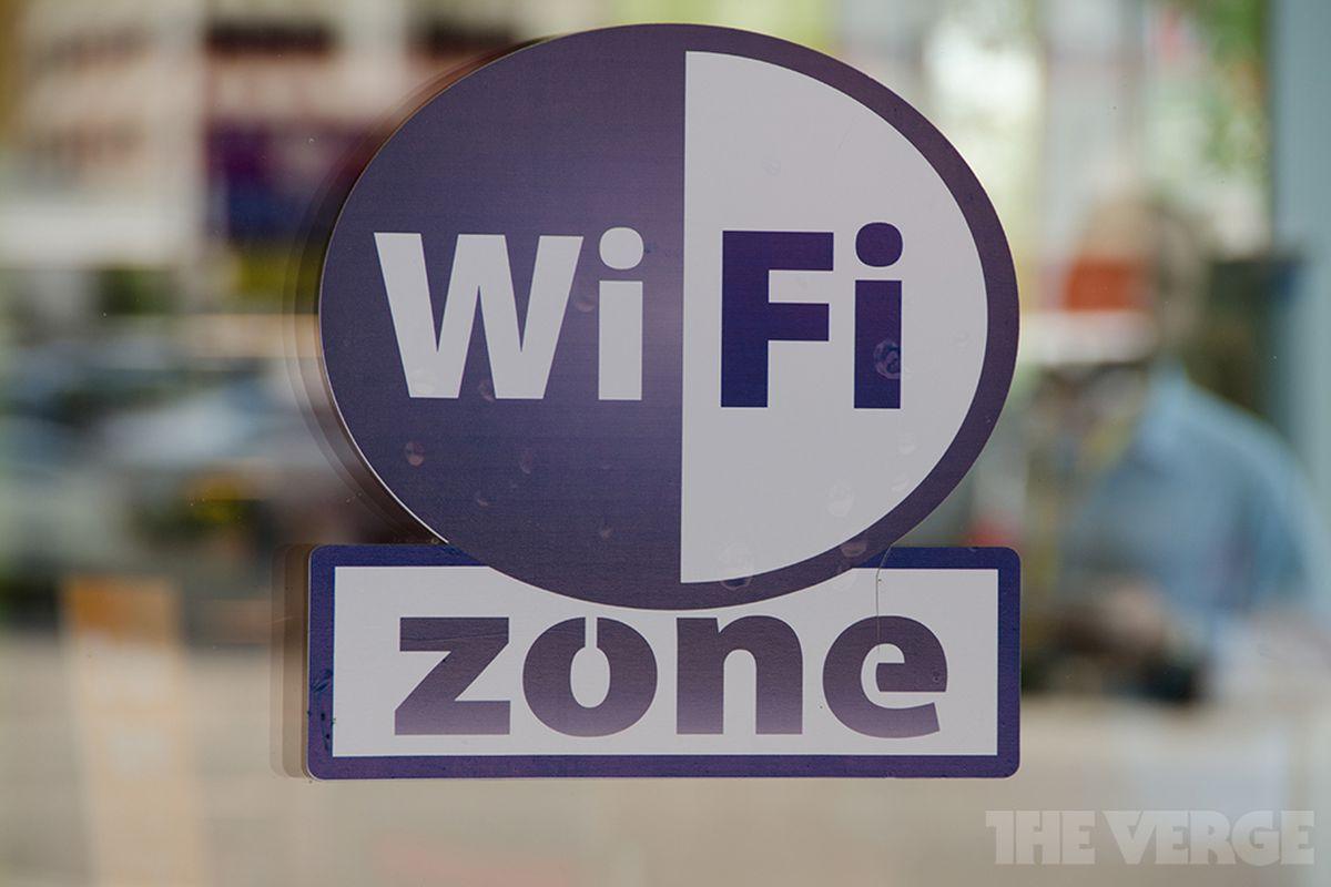 Wi-Fi logo (STOCK)