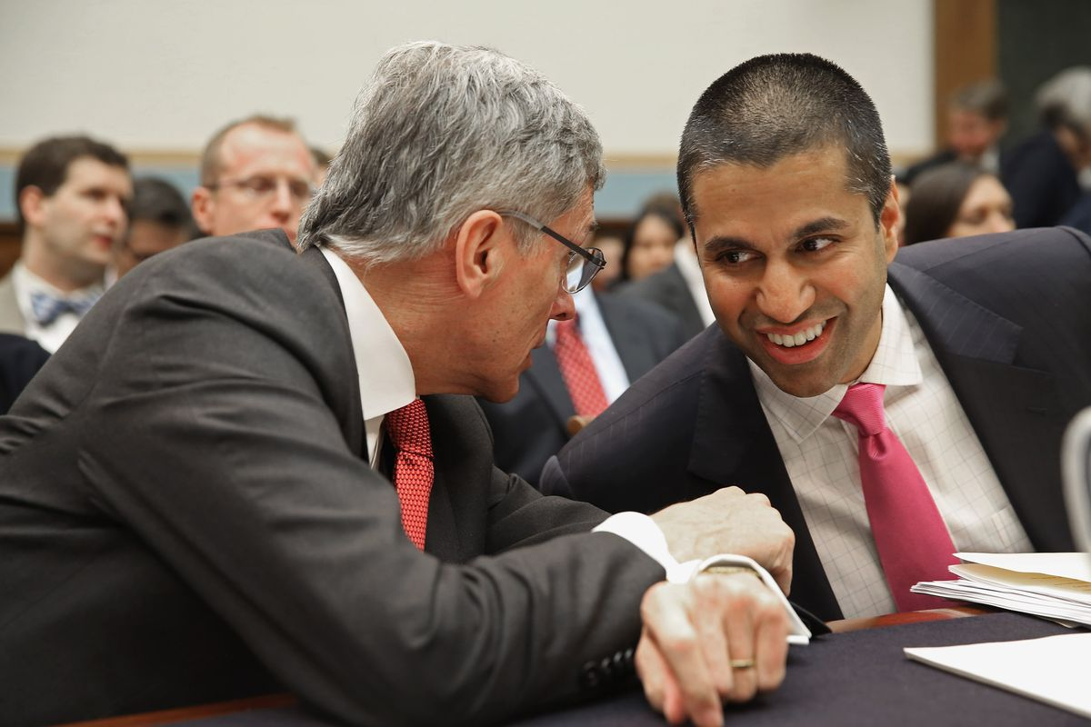 FCC Chairman Tom Wheeler Testifies To House Committee On The FCC's Net Neutrality Rule
