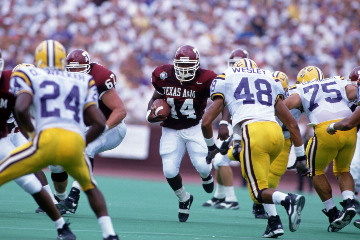 The last time Texas A&M Football was 6-0 - Good Bull Hunting
