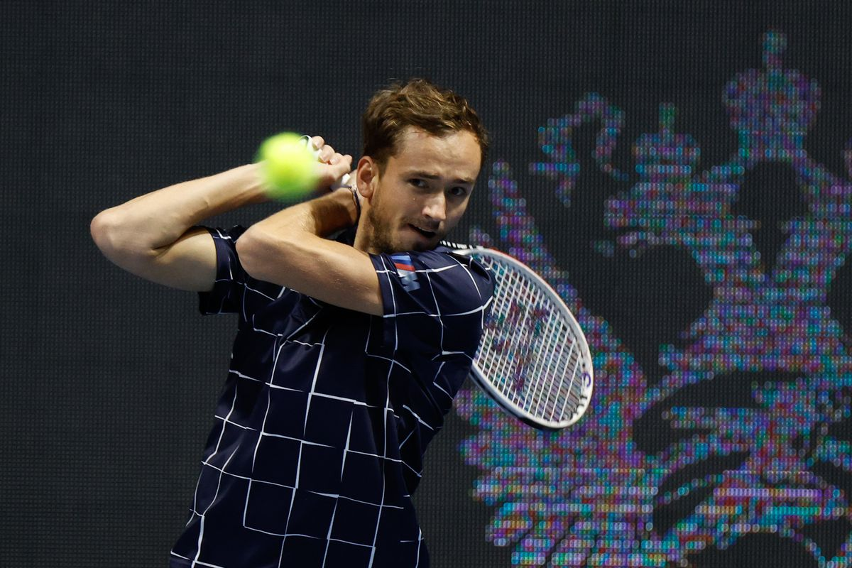 TENNIS: OCT 15 St Petersburg Open