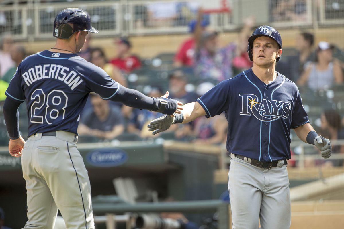 MLB: Tampa Bay Rays at Minnesota Twins