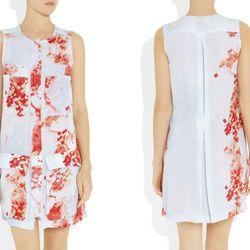 """A.L.C. Alida floral-print silk-crepe dress, <a href=""""http://www.net-a-porter.com/product/310193"""">$595</a>"""