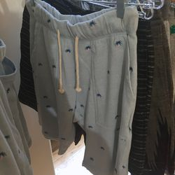 Burkman Bros shorts, $40