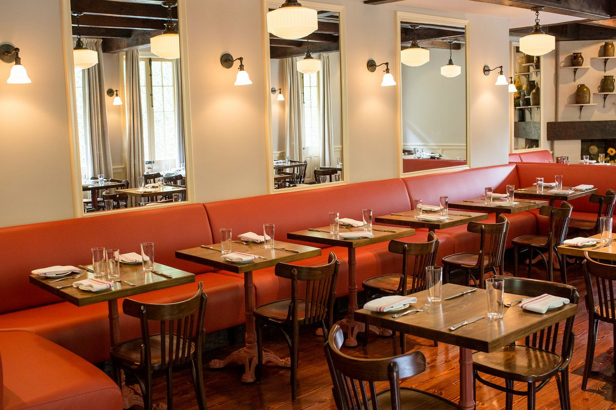Inside Angeline, a Critic's Pick for Southern cuisine.
