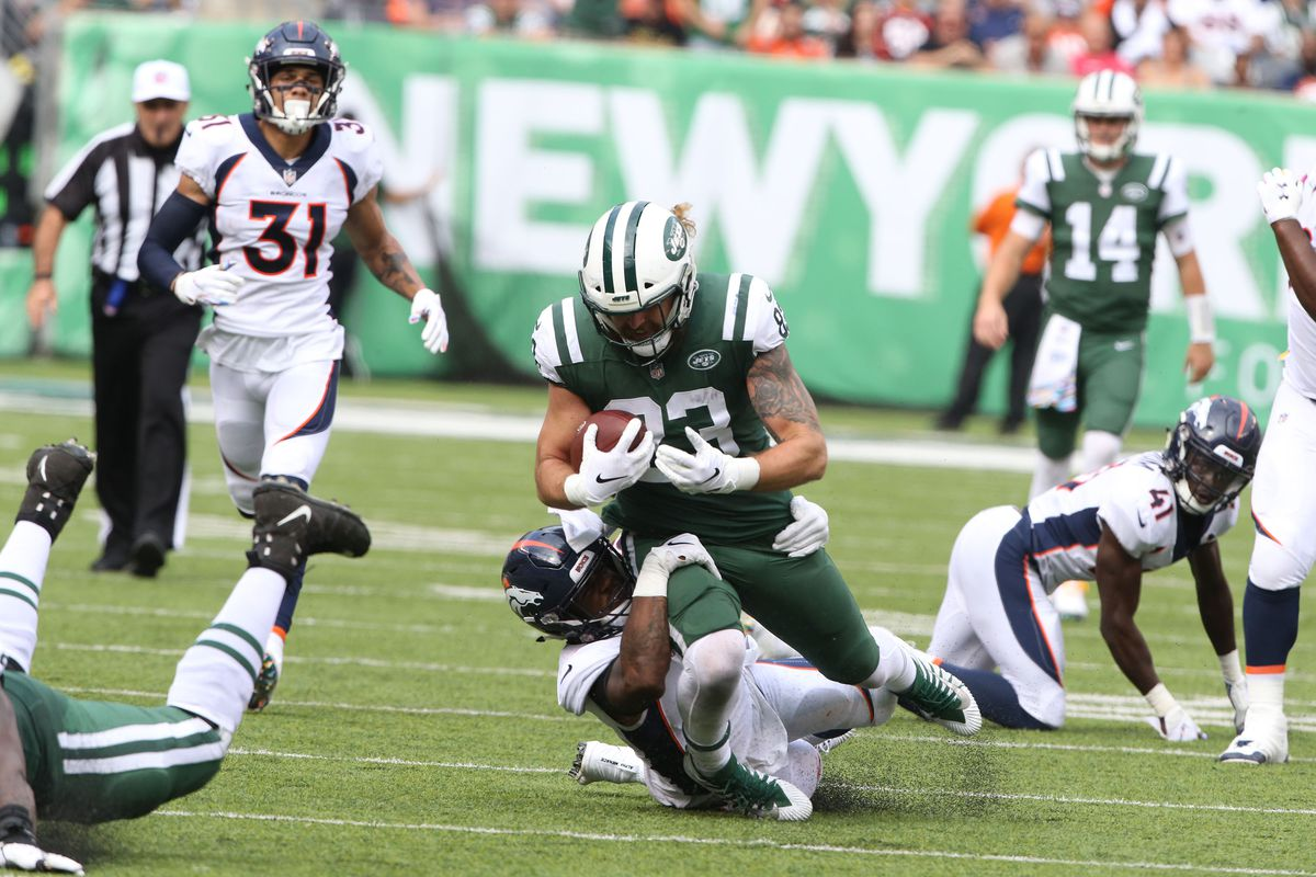 Thursday Night Football Week 4 Broncos And Jets Face Off In Jersey Acme Packing Company