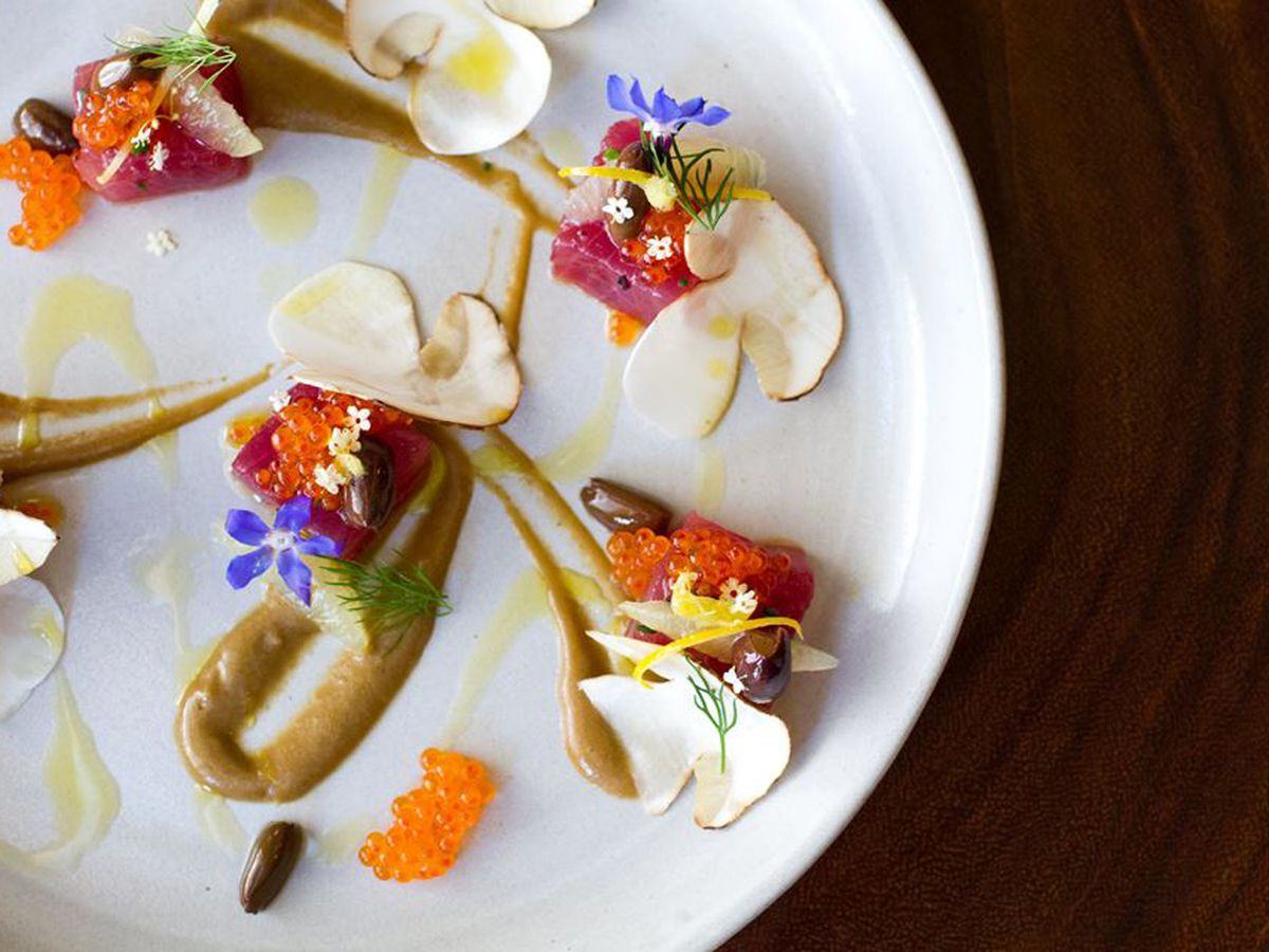 The Coolest New Crudo Options In Dc