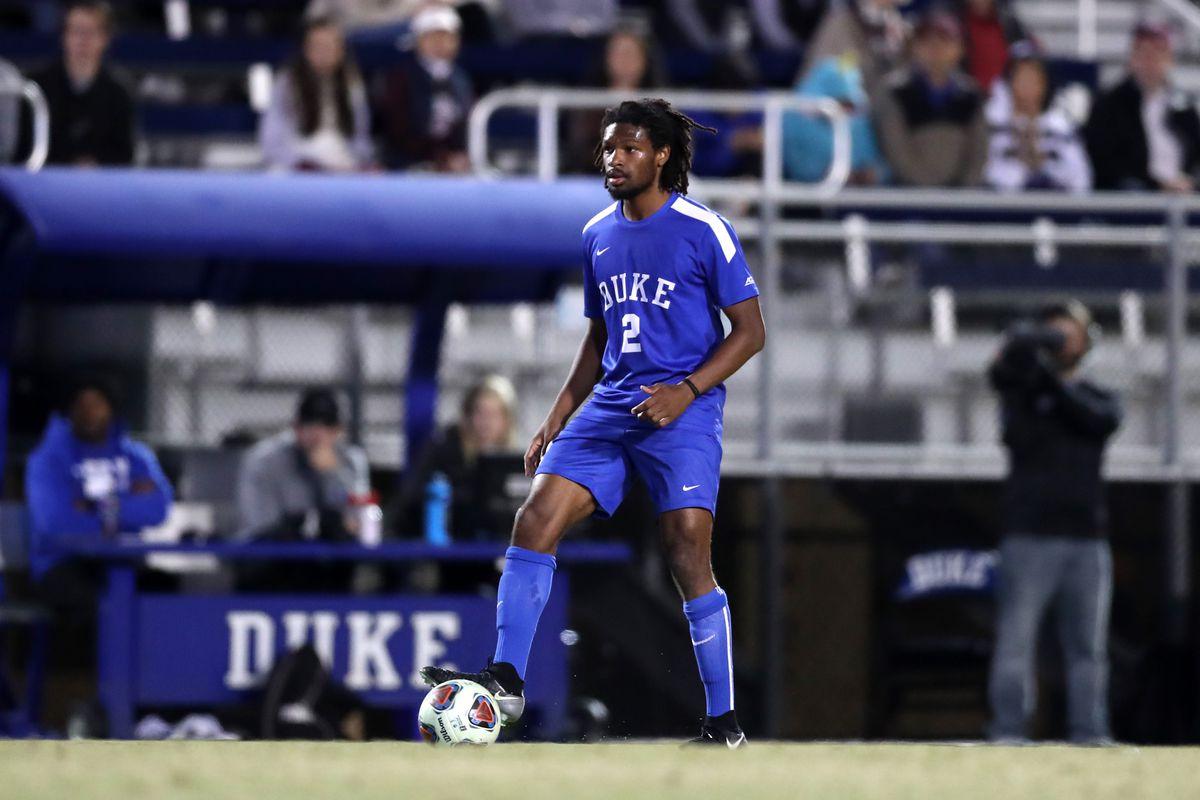 NCAA SOCCER: NOV 25 Men's Third Round - Fordham at Duke