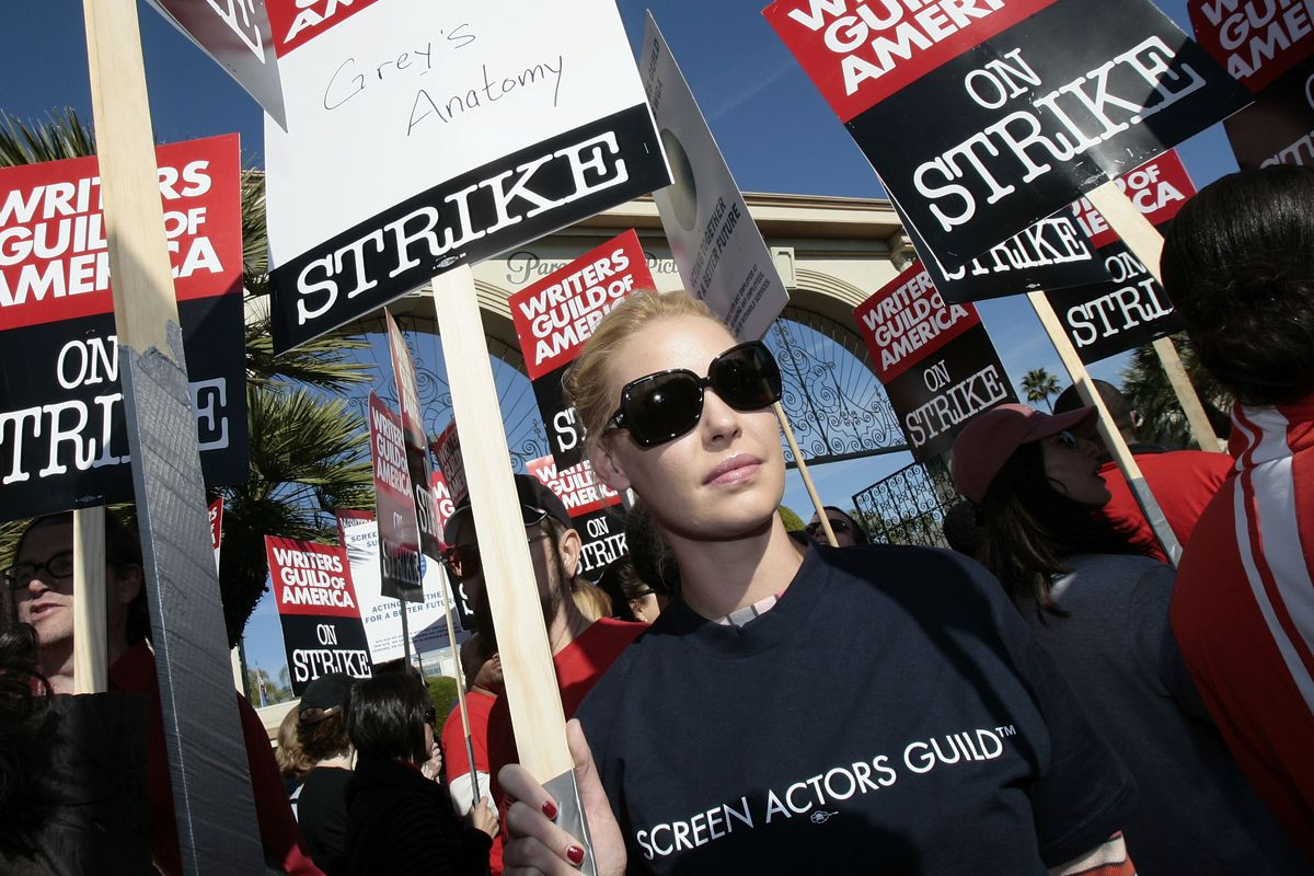 Diverse Writers And Actors Support WGA Strike