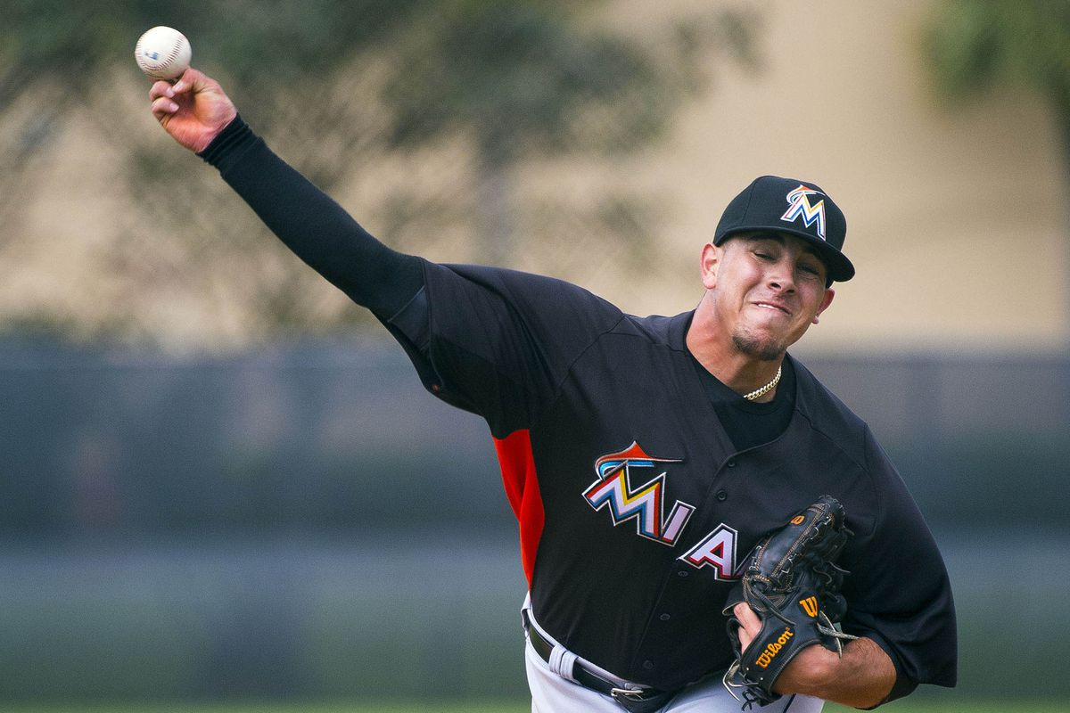 How well can we expect Jose Fernandez to throw for the Miami Marlins this season?