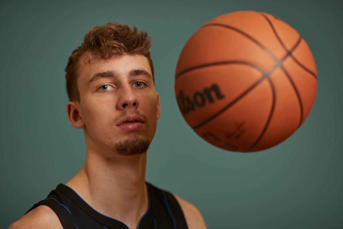 2021 NBA Rookie Photo Shoot