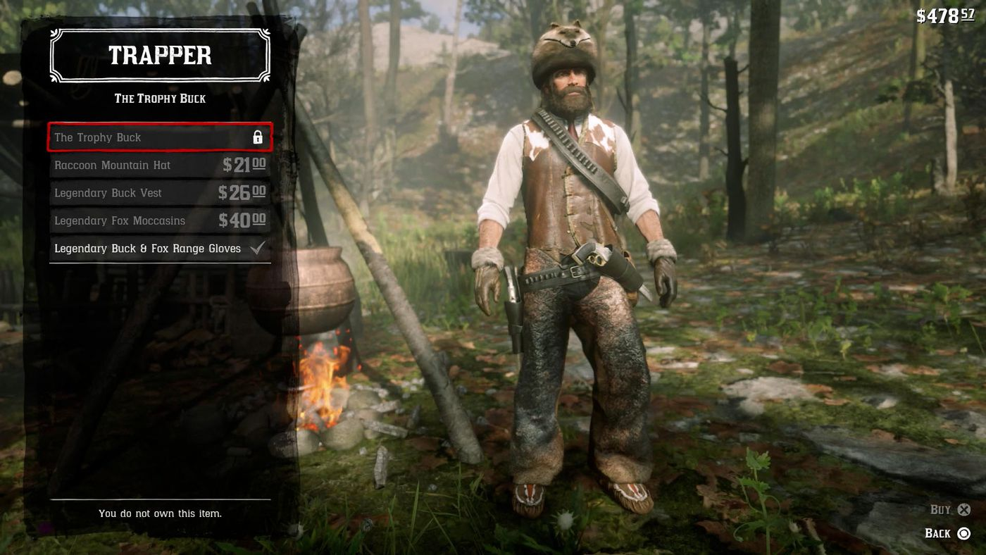Find Red Dead Redemption 2 Legendary Animals guide with maps