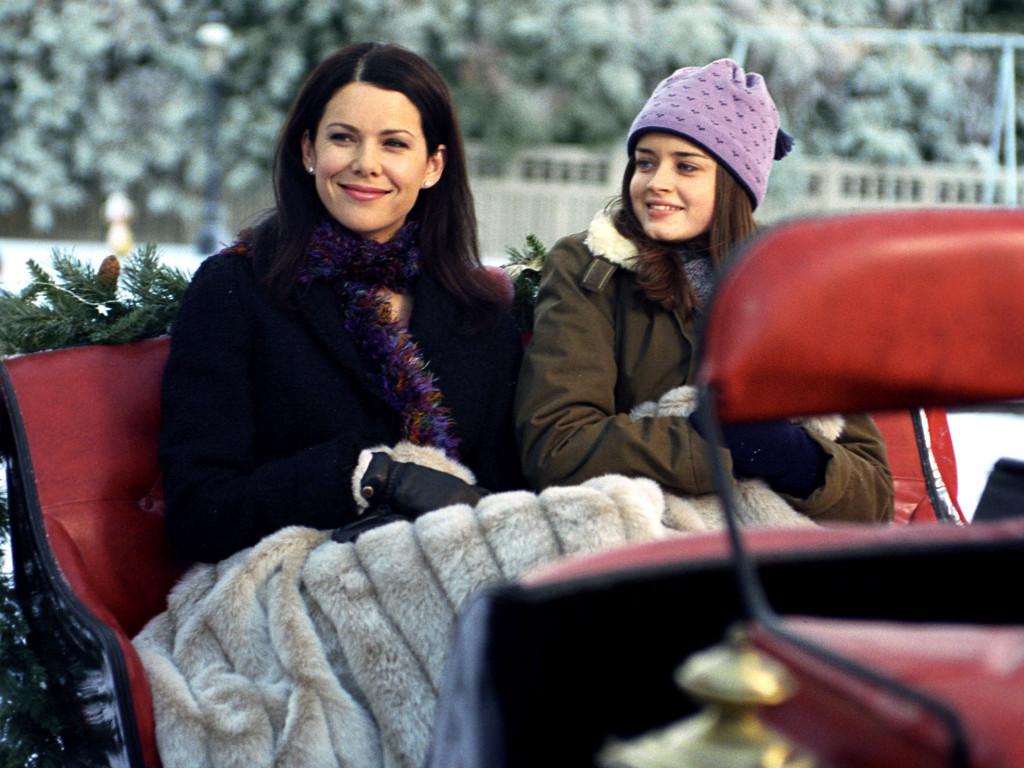 gilmore girls christmas