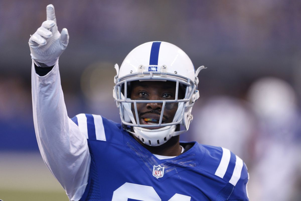 Colts CB Vontae Davis ruled out vs Steelers in Week 10 with groin