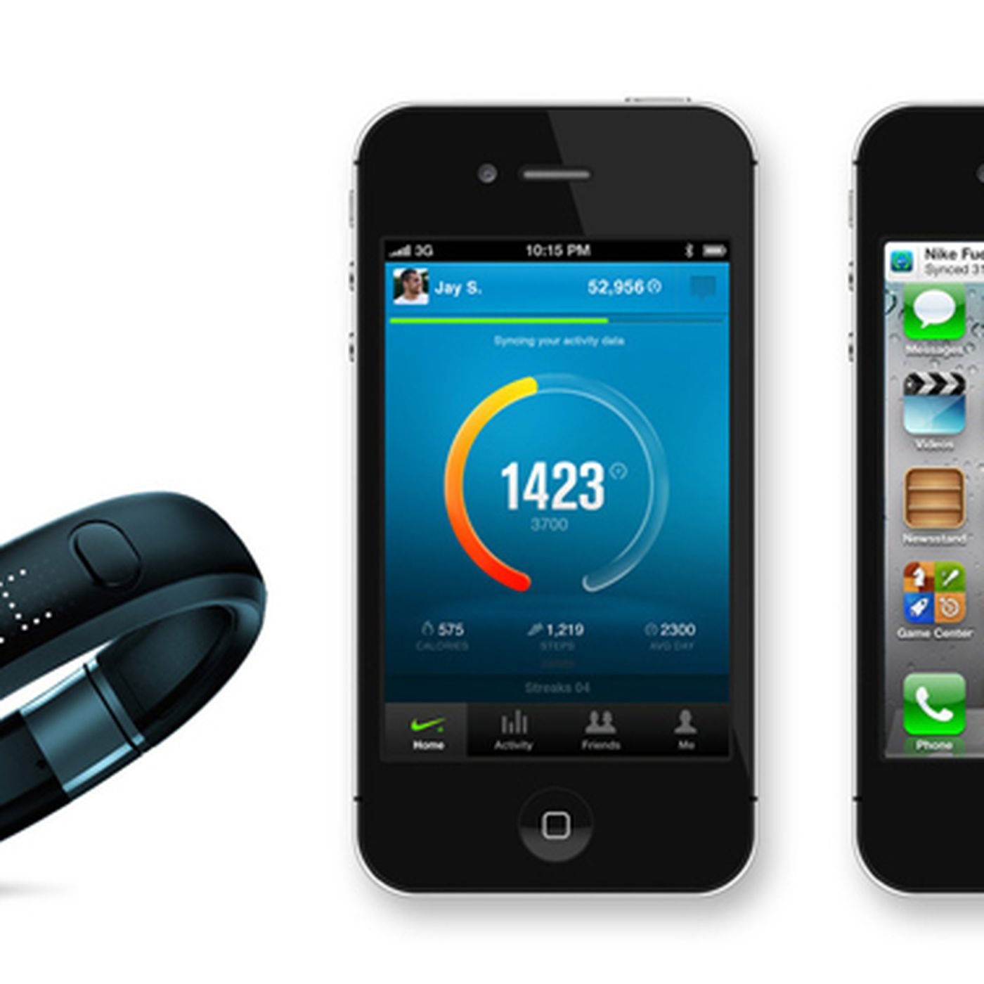 Nike+ FuelBand app for iOS updated with background syncing and battery  meter - The Verge